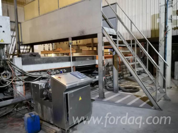 Vendo pressa per pellets nuovo romania in vendita for Impianto produzione pellet usato