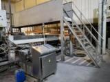 Produkcja Płyt Wiórowych, Pilśniowych I OSB Siempelkamp Używane Chiny