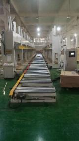 Woodworking Machinery Plywood Press For Flat Surfaces - New Kenmax/ Trans-U Cold Pressing Line (Doors)