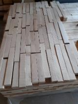 Birch furniture elements for production FJ and solid panels