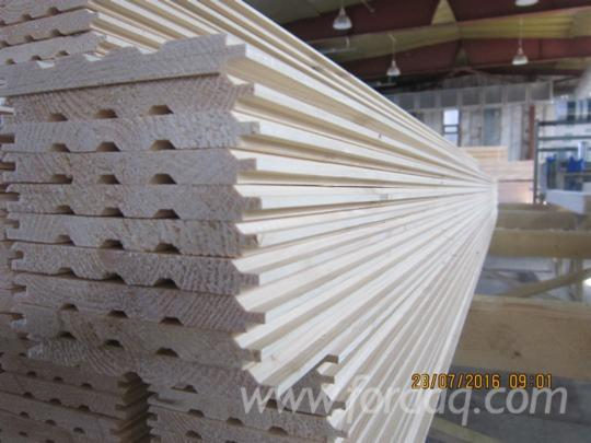 Wholesale Spruce , Pine - Scots Pine 19 mm FSC Interior Wall Panelling from Russia, Архангельск