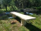 Spruce Garden Tables (Art & Crafts)