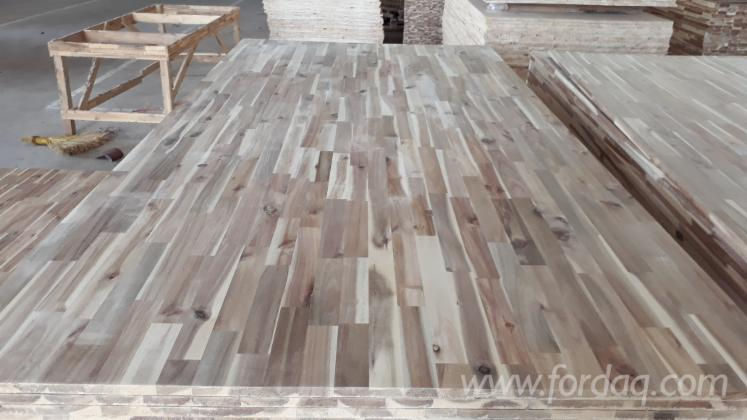 Vietnamese-high-quality-Acacia-wood-finger-joint-board-Panel-20mm