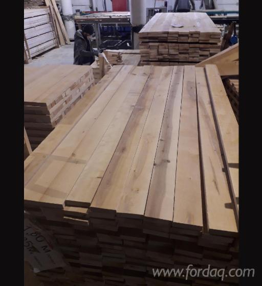 KD Birch Edged Lumber, 25 x 75+ mm