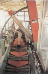 Angelo Cremona Woodworking Machinery - Debarking STS