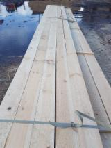 Pine SPF Lumber (Belarus), KD 16-18%, 3000-6000 mm