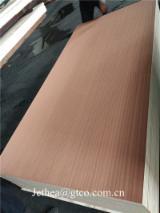 Vend Contreplaqué Décoratif (replaqué) Sapelli 2.0-18 mm Chine
