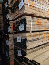 KD White Oak Planks, FSC, 26-27 mm