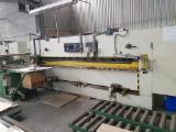 Woodworking Machinery - Used Josting ZFS 3200 Double Knife Veneer Guillotine, 2000
