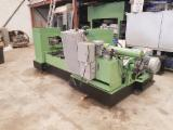 Woodworking Machinery - 1990 JUSAN Unrolling Lathe
