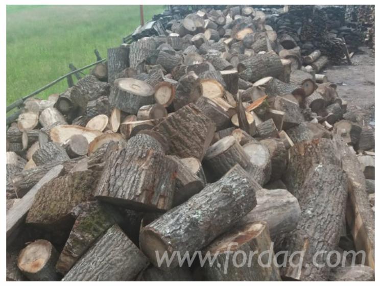 Turkish Oak Firewood/Woodlogs Not Cleaved