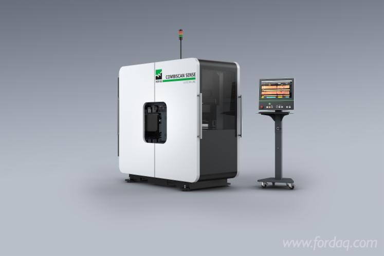 Vender Scanner Óptico Luxscan Weinig Group CombiScan Sense Novo Luxemburgo À Venda