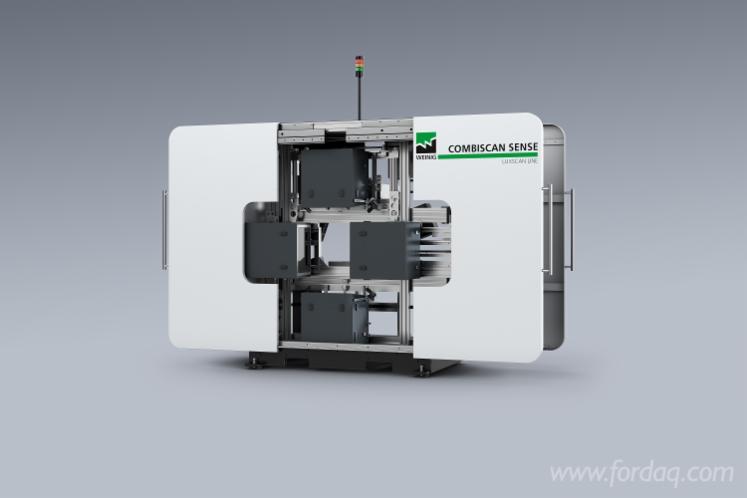 Vender Scanner Óptico Luxscan Weinig Group CombiScan Sense Novo Luxemburgo