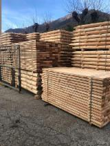 Larch Glulam - Straight Beams, 2-8 m