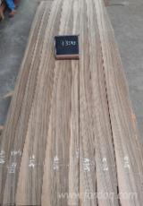 Find best timber supplies on Fordaq - Wood House Ltd - Indian Laurel Quartered & Flat Cut Veneer, 0.5 mm