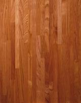 Cherry Solid Wood Panel, 16-60 mm
