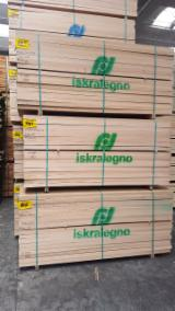 KD White Beech Planks, 26-52 mm