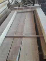 KD Linden (Tilia) Planks (3/4 Sides Clean), 2100+ mm