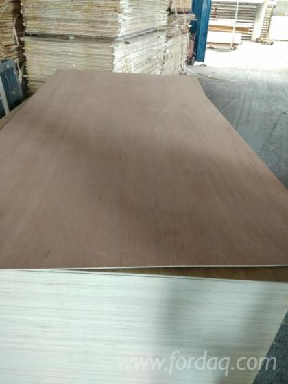 Vender Compensado Natural Teka 1.7-3.6 mm China