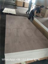 Sapelli/Red Oak/Teak/Black Walnut Decorative Plywood, 2.0-18 mm