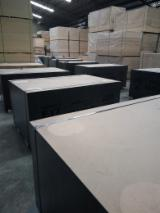 Import dark brown / dynea brown film faced plywood with eucalyptus core for outdoor construction usage