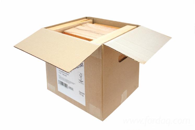 Kaminholz im Karton - Kaminholz Premium