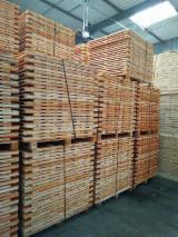 New Pine One Way Pallets, 800x1200 mm