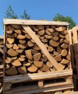 FSC Oak Firewood (Cleaved), 30 cm