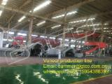 New GTCO Veneer Production Line (Debarker/ Peeler/ Clipper)