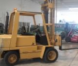 Used Trademak Forklift, 2017