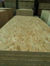 High Quality OSB Panels, FSC, 6-20 mm