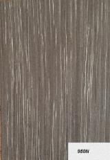 工程木皮, 白橡木, 切四等分,平坦