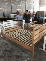 Finden Sie Holzlieferanten auf Fordaq - Doan Partners Co., Ltd - Betten , Design, 100 - 1000 stücke Spot - 1 Mal
