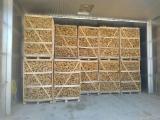 Oak Firewood (Not Cleaved), 25-50 cm