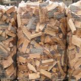 Finden Sie Holzlieferanten auf Fordaq - ALLEGRETTO S.A. - Brennholz gespalten und Anzündholz in Netzen oder Kartons