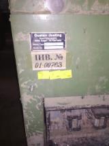 Strojevi Za Obradu Drveta Veneer Cross-cutters Za Prodaju - Veneer Cross-cutters Josting QPS 800 W Polovna Ukrajina