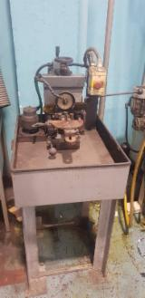 Woodworking Machinery - Used Petschauer FL600 Side Grinder, 2000