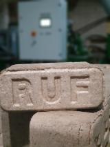 Find best timber supplies on Fordaq - Колбе Украина - KD Spruce Wood Briquets, 6% Moisture Content