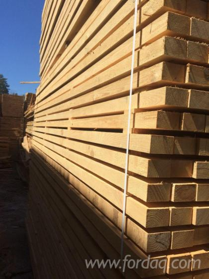 FSC Pine Packaging Lumber, 40-90 mm