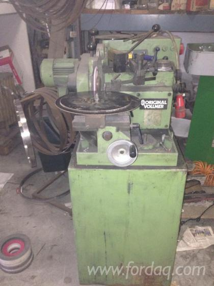 Used-Vollmer-HSS-Automatic-Sharpening-Machine
