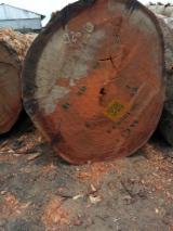 Azobé Industrial Logs, 90+ cm