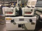 Used Sorbini T/20-2MF Double Head Differential Roll Coater, 1997