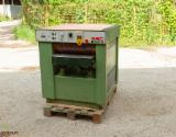 SAC Woodworking Machinery - Used SAC RS/53 Thicknessing Planer - 1 Side