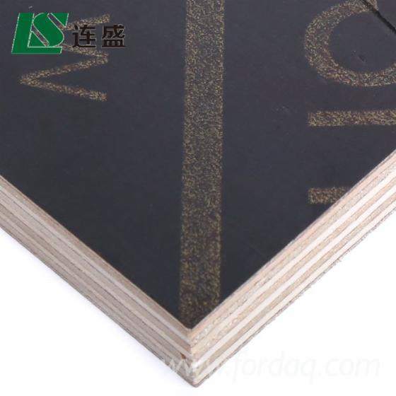 Vend Contreplaqué Filmé (Noir) 18 mm Chine