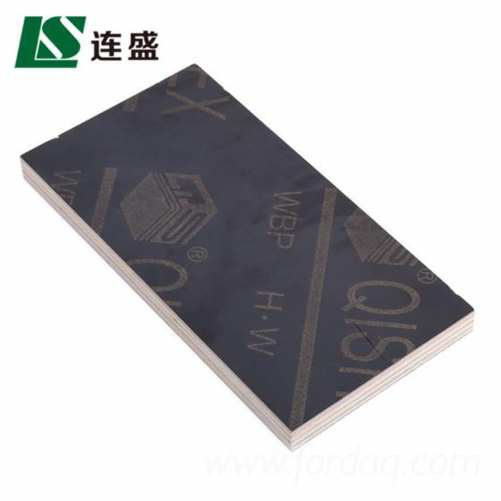Vend Contreplaqué Filmé (Noir) 12-20 mm Chine