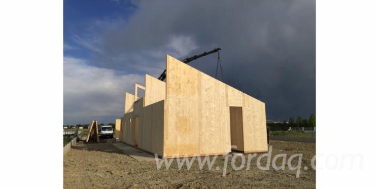 Fir Wooden Houses (ECO)