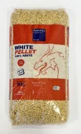 Fir Wood Pellets (Pellet Stove), 15 kg/bag