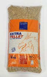 ENplus 90% Beech + 10% Spruce Wood Pellets (Pellet Stove)