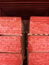 AD Spruce Sawn Lumber, 20x70+ mm