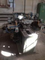 Automatic Drilling Machine - Used Balestrini Double-Sided-Spindle Boring Machine
